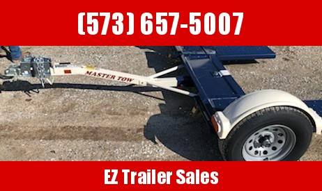 2020 Master Tow Surge brake Tow Dolly