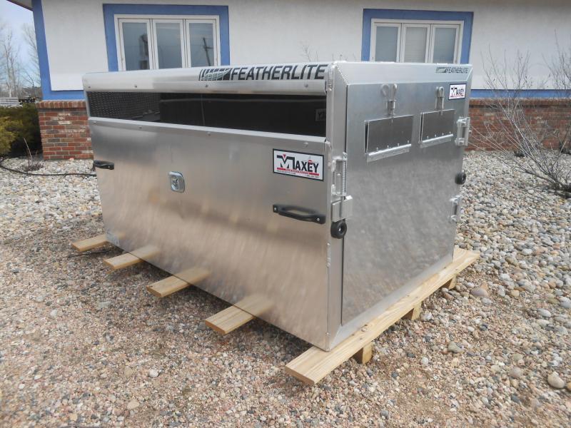 2020 Featherlite 8191-0006 All Aluminum Livestock Box