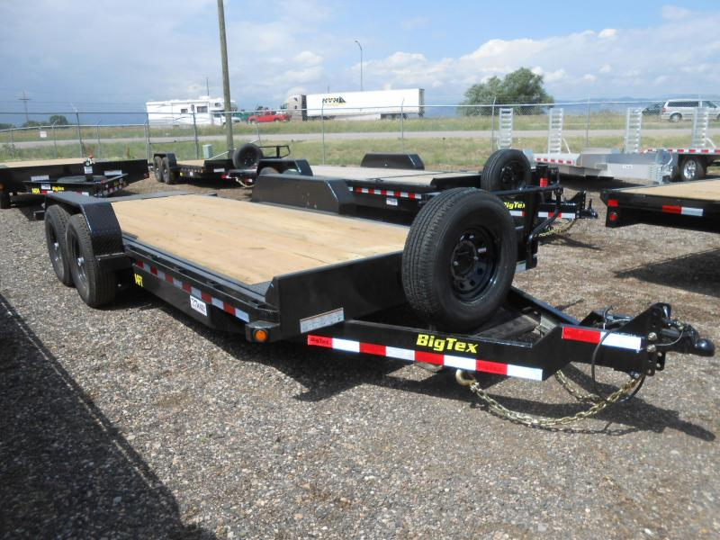 2020 Big Tex Trailers 14FT-20 Equipment Trailer