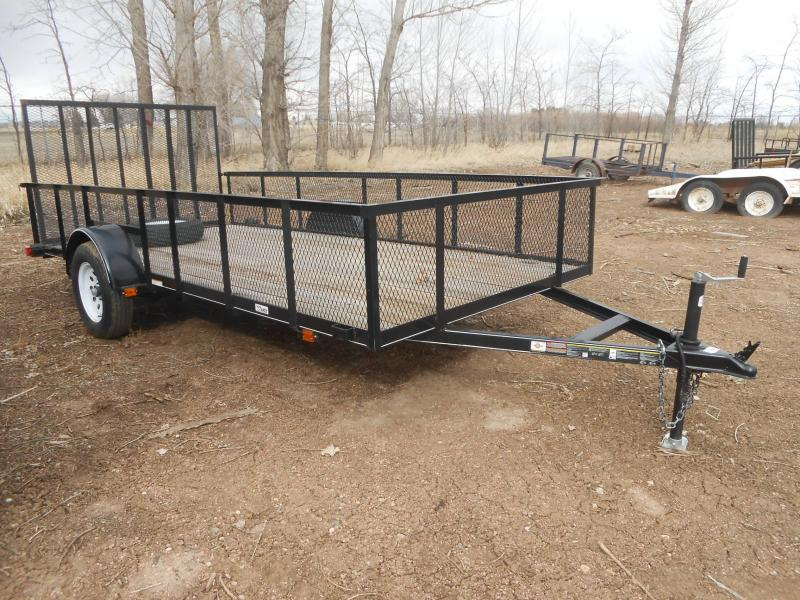 "2017 Carry-On 6'4""W X 14'L Utility Trailer"