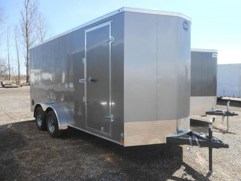 2020 Wells Cargo FT716T2-D-RD Enclosed Cargo Trailer