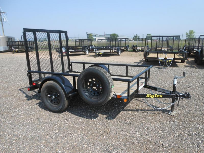 2020 Big Tex Trailers 30SA-08 Utility Trailer