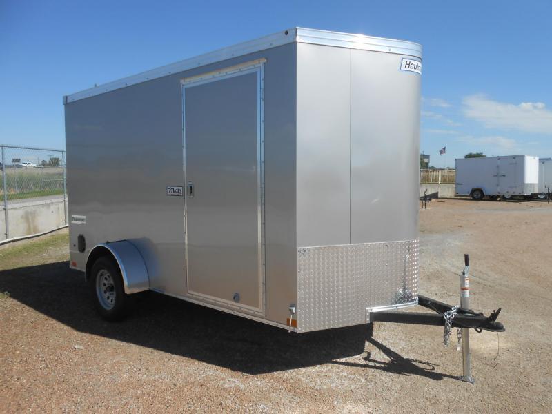 2020 Haulmark TSV612S2-RD Enclosed Cargo Trailer