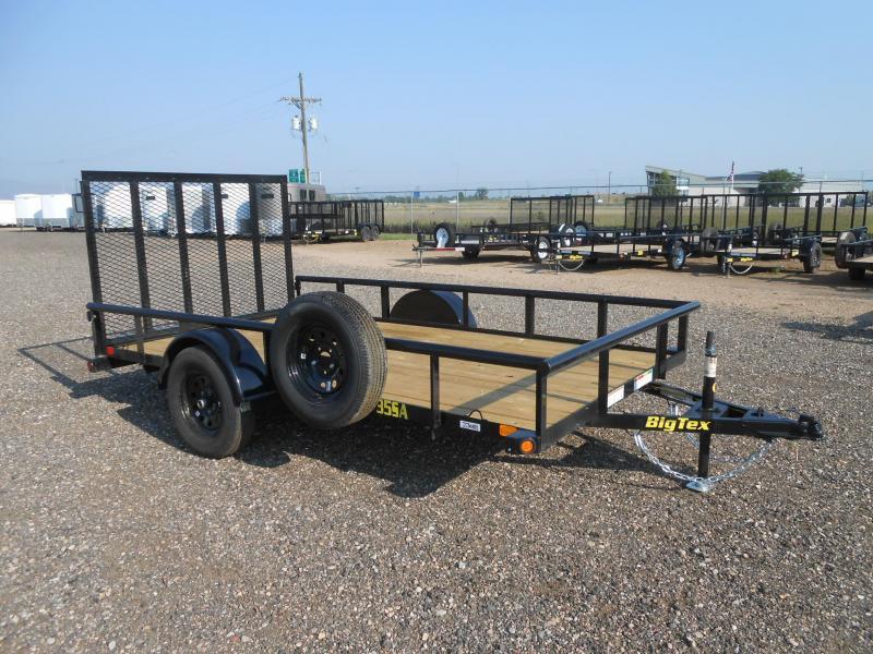 2020 Big Tex Trailers 35SA-12 Utility Trailer