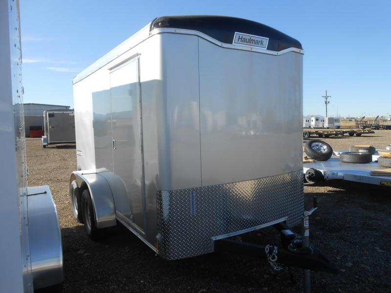 2020 Haulmark TS612T2-RD Enclosed Cargo Trailer