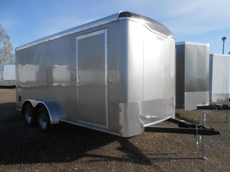 2021 Haulmark TS716T2-RD Enclosed Cargo Trailer