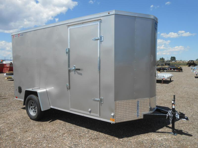 2020 Wells Cargo FT612S2-RD Enclosed Cargo Trailer