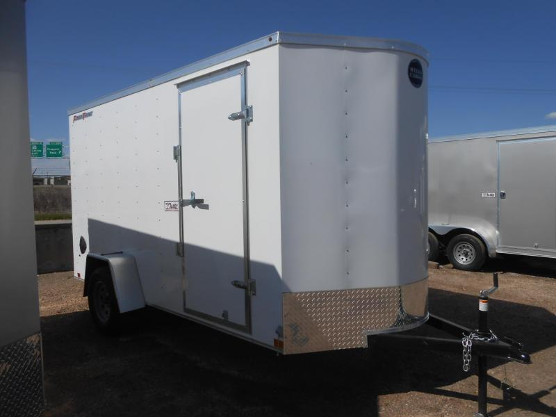 2020 Wells Cargo FT612S2-DBL DRS Enclosed Cargo Trailer