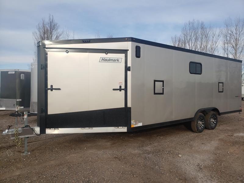 2020 Haulmark HASA85X22WT3 Aluminum Snowmobile / Sport Enclosed Cargo Trailer