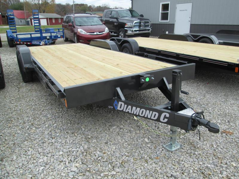 2020 18+2 7K Diamond C car hauler. 21245
