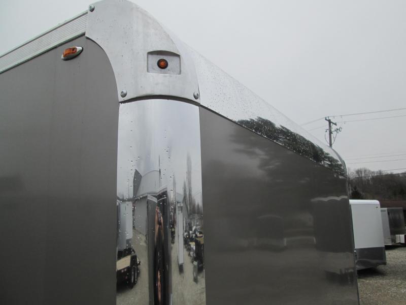2020 Legend Trailmaster 8.5x24 10k with Premium Escape Door