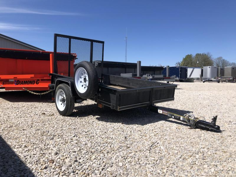 2018 Carry-On 4x6 Utility Trailer. 33310