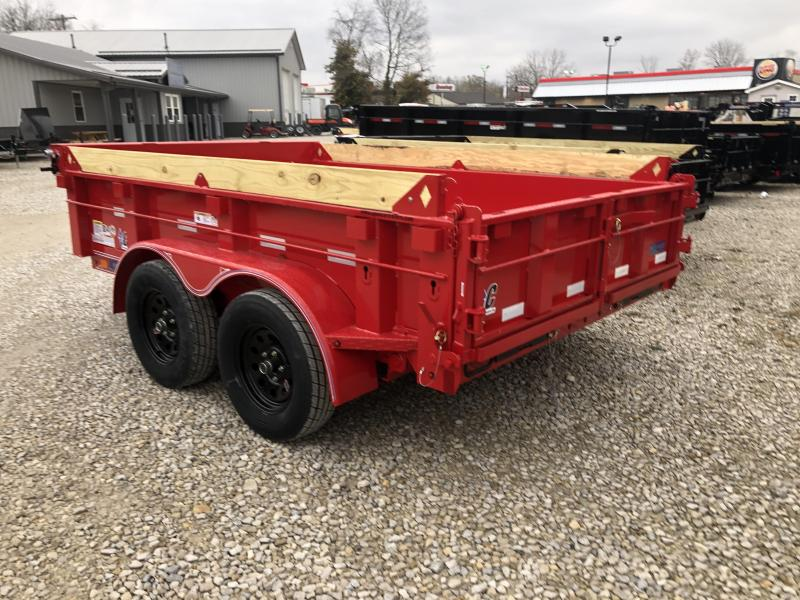2020 10x77 7K Diamond C Dump Trailer. 22047