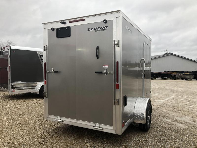 2020 LEGEND Explorer 6x10 plus V-nose