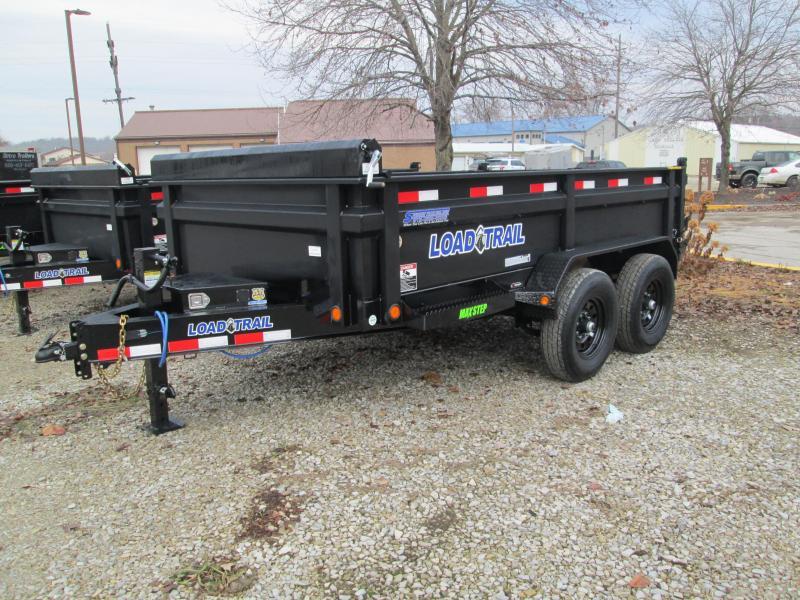2020 12x83 14K Load Trail Dump Trailer. 97739