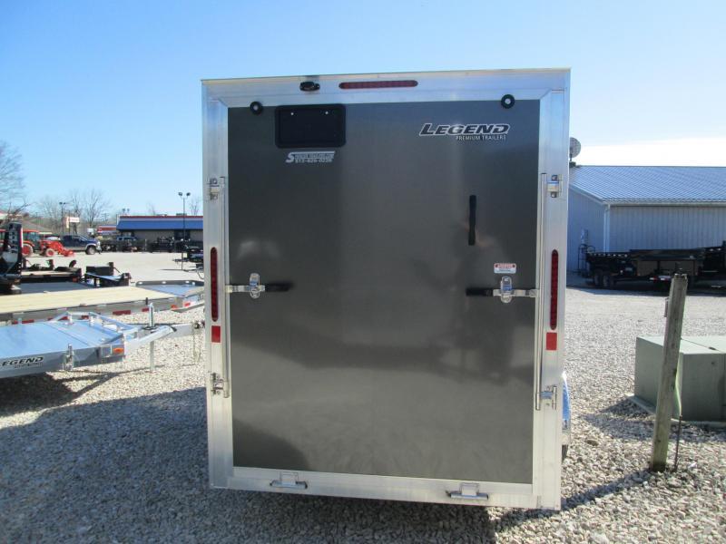 2020 Legend Manufacturing Explorer V-Nose Equipment Trailer