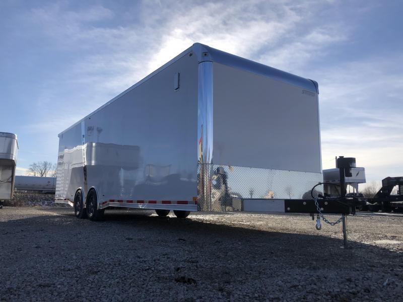 2020 LEGEND TrailMaster 8.5x28 Enclosed Car Trailer. 17733