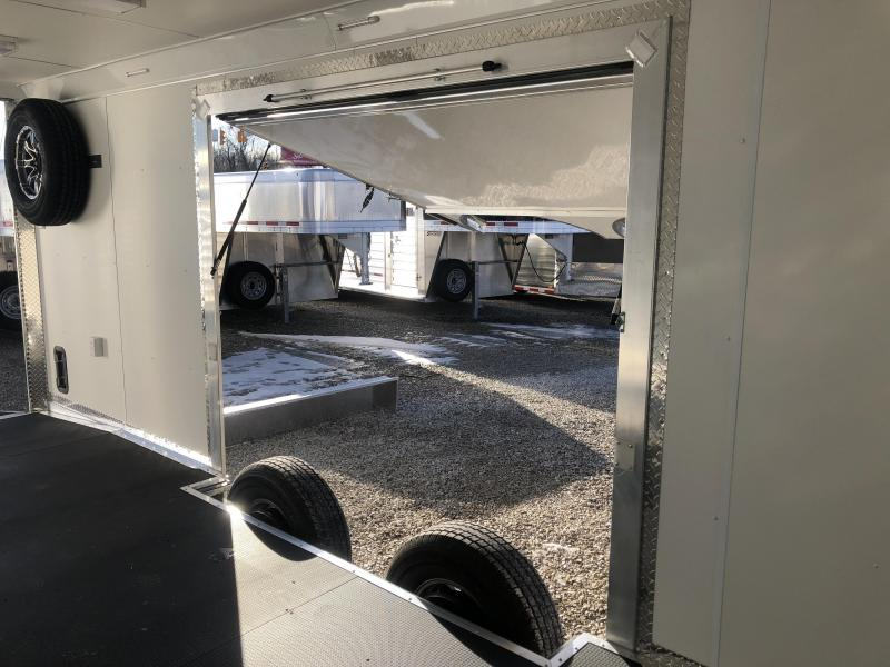 2020 LEGEND TrailMaster 8.5x28 Enclosed Car Trailer. 17733