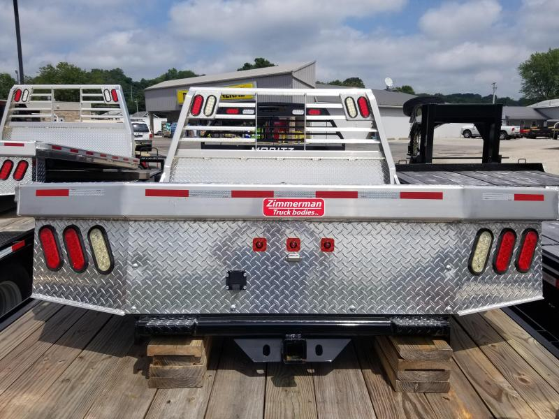 2019 7x7  Aluminum Zimmerman 6000XL Truck Bed