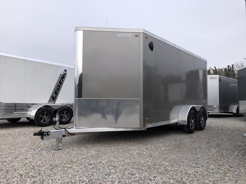 2020 7x14+V-Nose 7K Legend FTV Enclosed Cargo Trailer. 17969