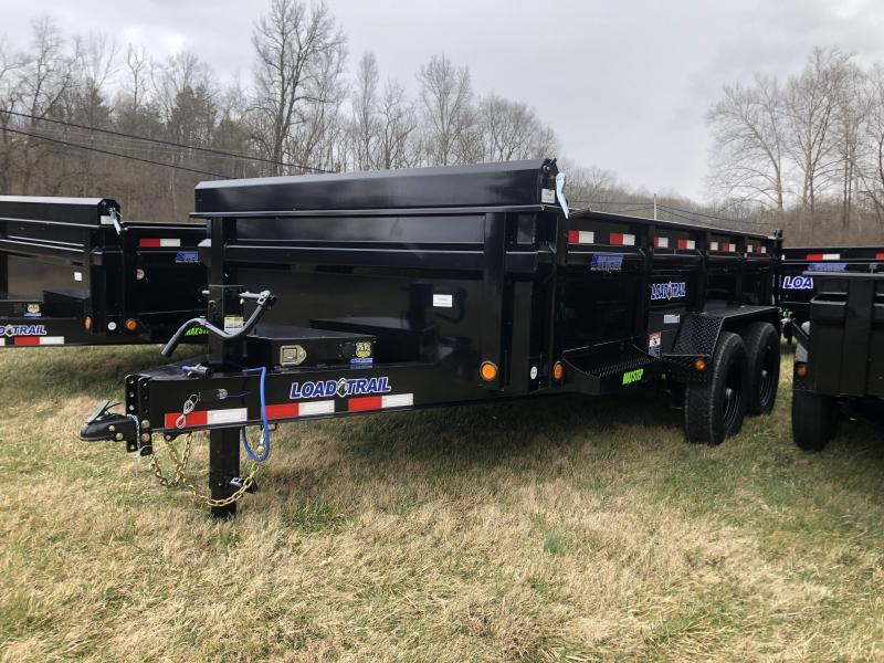 2020 Load Trail DT8314 Dump Trailer