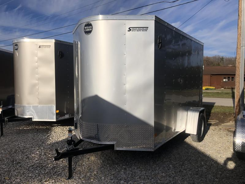 2020 Wells Cargo FT610 Enclosed Cargo Trailer