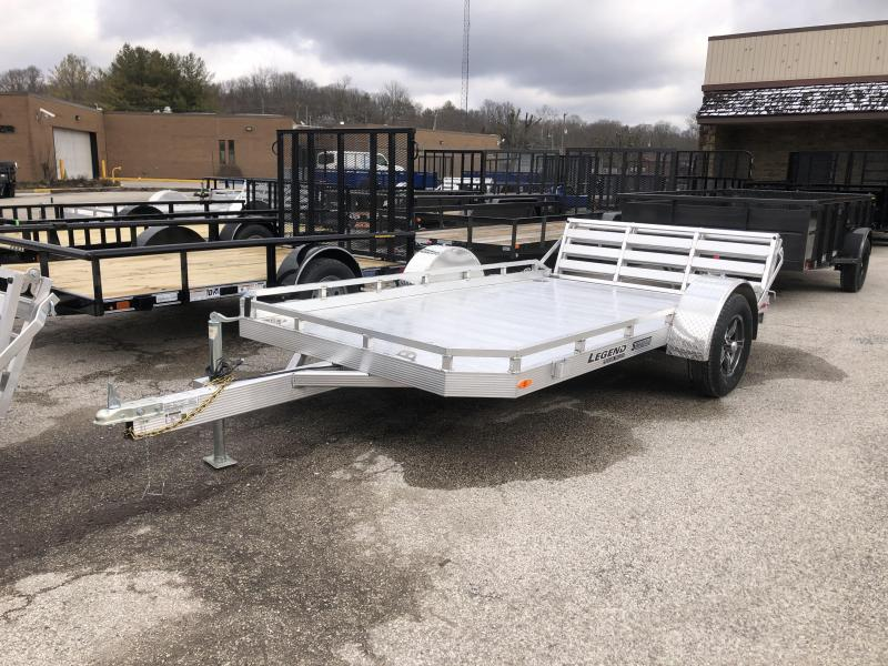 2020 7x12 Legend Utility Trailer. 17893