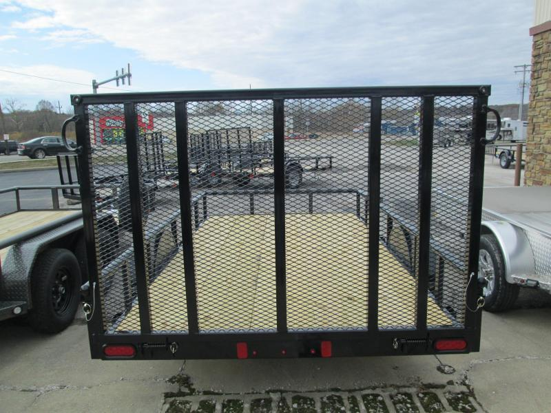 2020 10x77 Diamond C GSA135 Utility Trailer