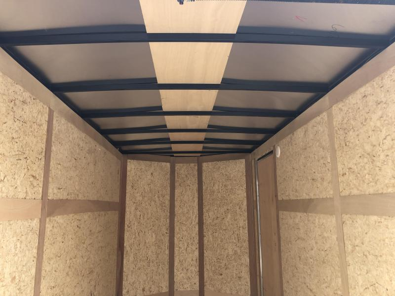 2020 6x12 Wells Cargo FT612 Enclosed Cargo Trailer. 00879