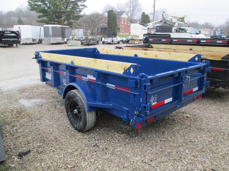 2020 10x60 5K Diamond C Dump Trailer. 22049