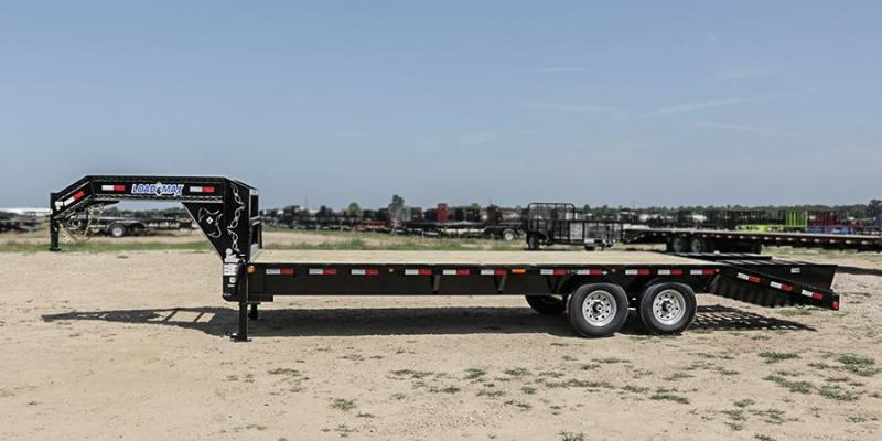2020 Load Trail GH0225072 Flatbed Trailer
