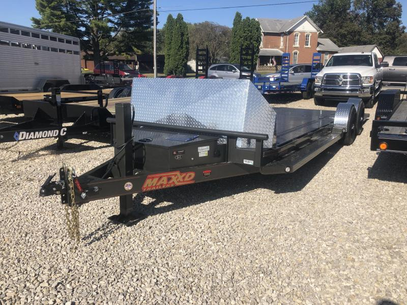 2020 MAXXD A6X Air Ride Trailer