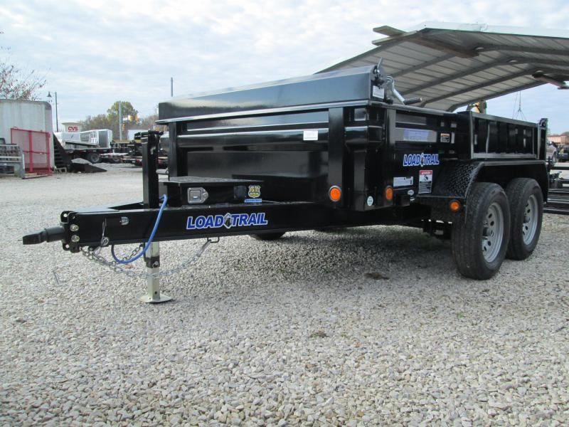 2020 Load Trail DT7210 Dump Trailer