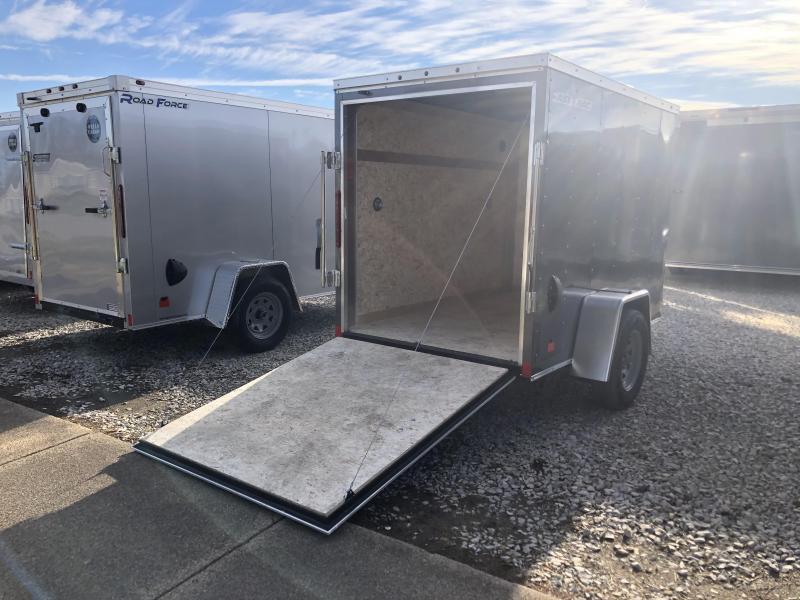 2020 Wells Cargo FT58 Enclosed Cargo Trailer