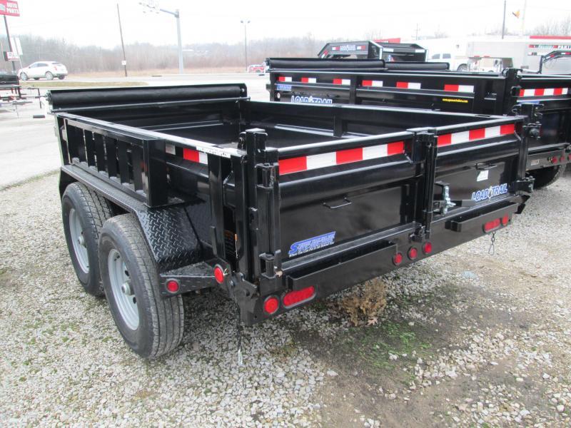 2020 72x10 10K Load Trail Dump Trailer. 97190
