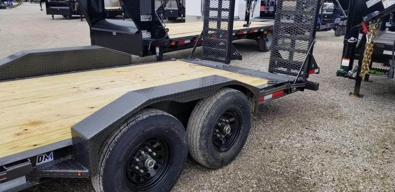 2020 20x82 14.9k Diamond C Equipment Trailer. 21846