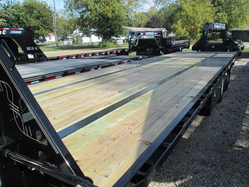 "2020 21'+9'x102"" 22K Load Trail Gooseneck Equipment Trailer. 95308"