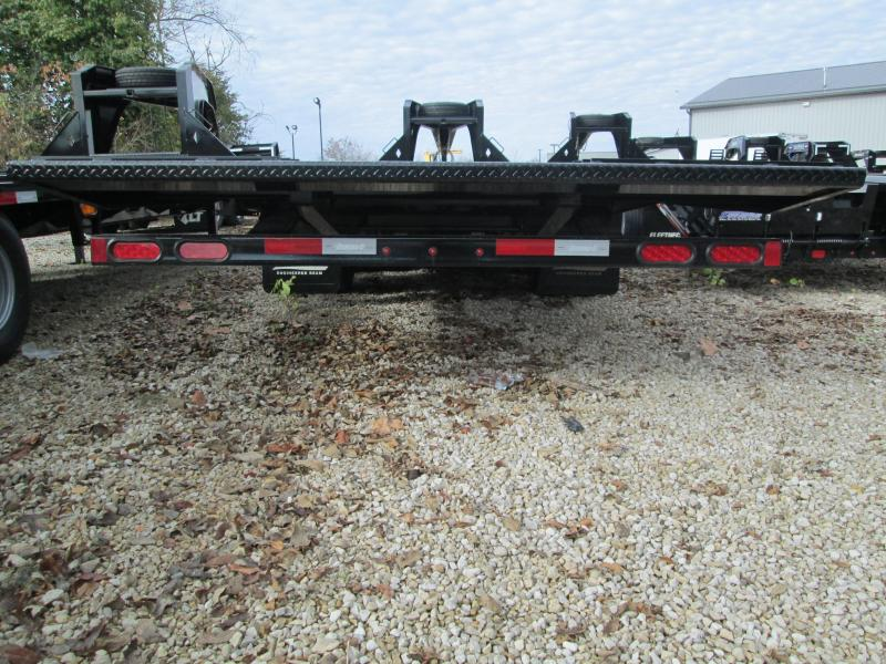 2020 FMAX 210HDT 18+12x102 25K Diamond C Engineered Beam Equipment Trailer. 19954