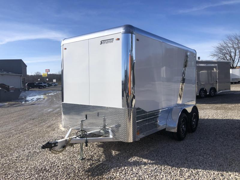 LIFETIME WARRANTY 2020 7x12 LEGEND Deluxe Enclosed Trailer