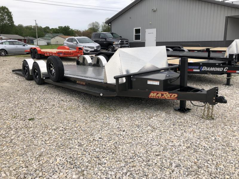 2020 24x80 10K MAXXD A6X Car / Racing Trailer. 71480