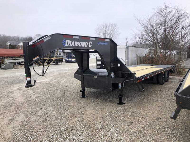 "HUGE PAYLOAD 2020 FMAX 212MR 20'+5'x102"" 25.9k Diamond C Engineered Beam. 23483"