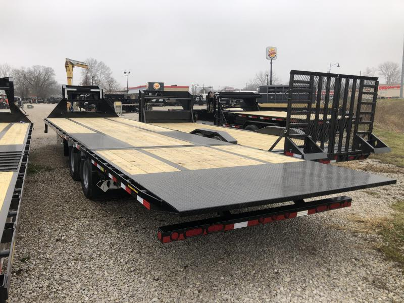 "2020 32'x102"" 24K Load Trail Gooseneck Equipment Trailer. 99034"