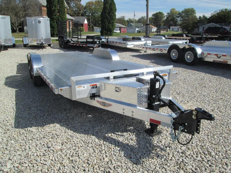 2020 82x22 14K H and H SpeedLoader Car Trailer. 28900