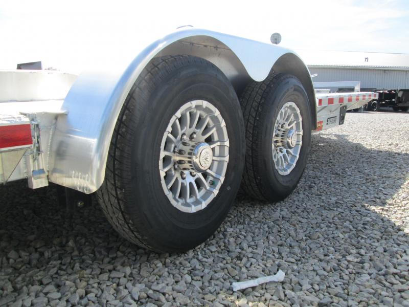 2020 82x22 14K H and H SpeedLoader Car Trailer. 28900