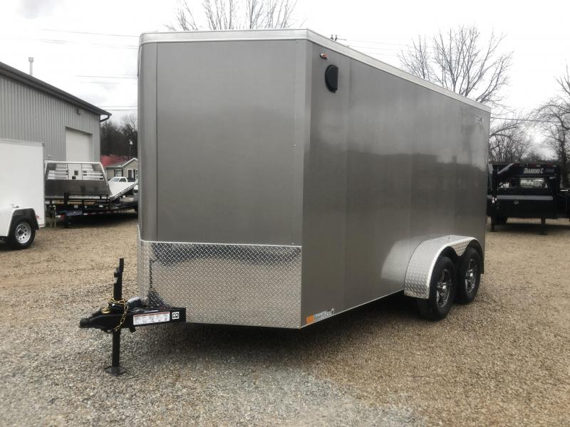 2020 7x16 7K Legend Cyclone Enclosed Trailer. 17094