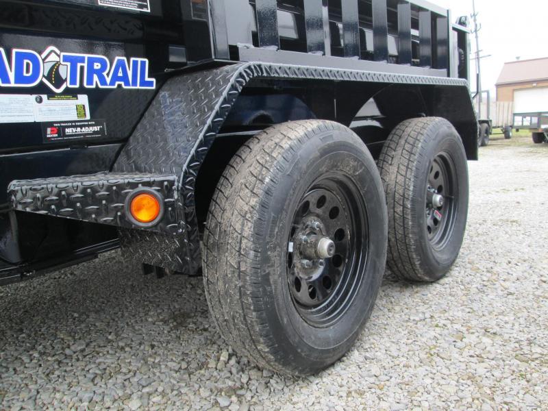 2020 72x10 7K Load Trail Dump Trailer. 99065