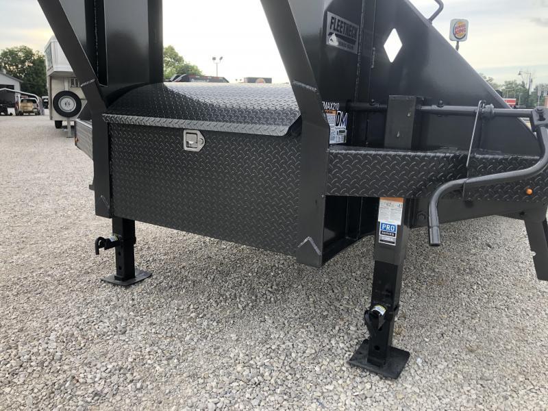 """2019 FMAX 210HDT 35'x102"""" 25K Diamond C Engineered Beam Equipment Trailer. 17696"""