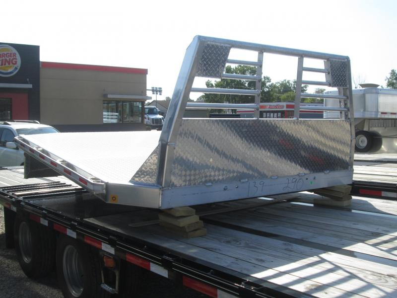 2020 8x8.5 Zimmerman aluminum 6000xl Truck Bed
