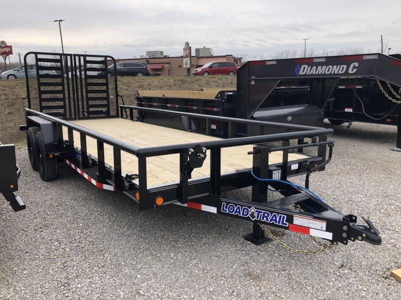 2020 18'+2'x83 14K Load Trail Car Trailer. 01475