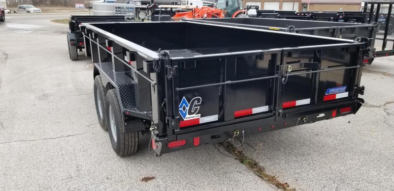 2020 14x82 14.9K Diamond C Dump Trailer. 22488